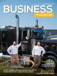 Barnhart Featured on Cover of Manufacturer and Business Magazine
