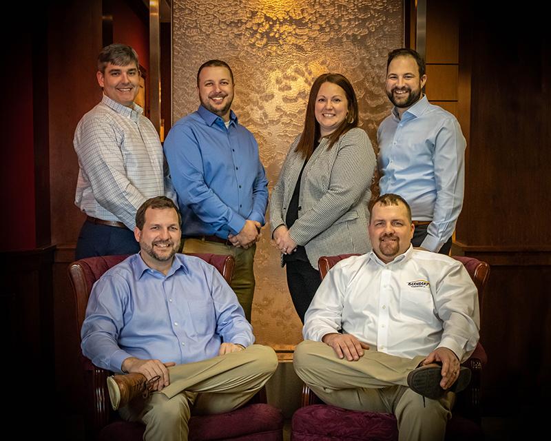 Barnhart Leadership Team
