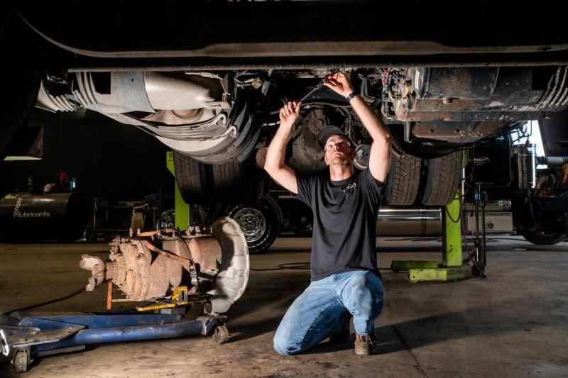 fleet maintenance jobs